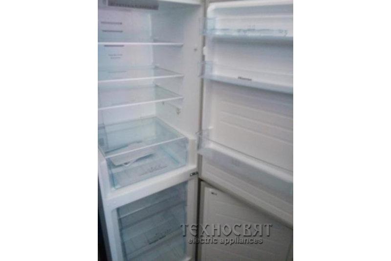 Хладилник с фризер HISENSE RB324D4WG1