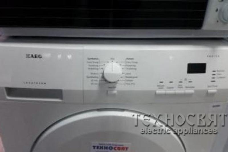 Сушилня AEG T65280AC