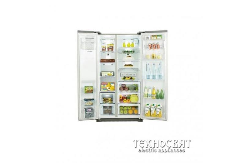 Хладилник с фризер SAMSUNG RS6178UGDSK