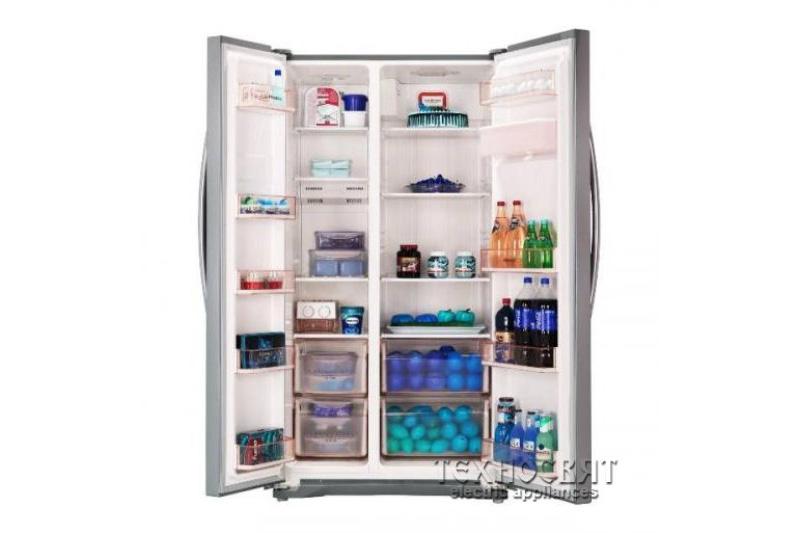 Хладилник с фризер RS723N4WC1