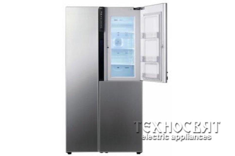 Хладилник с фризер gs9366nsfz