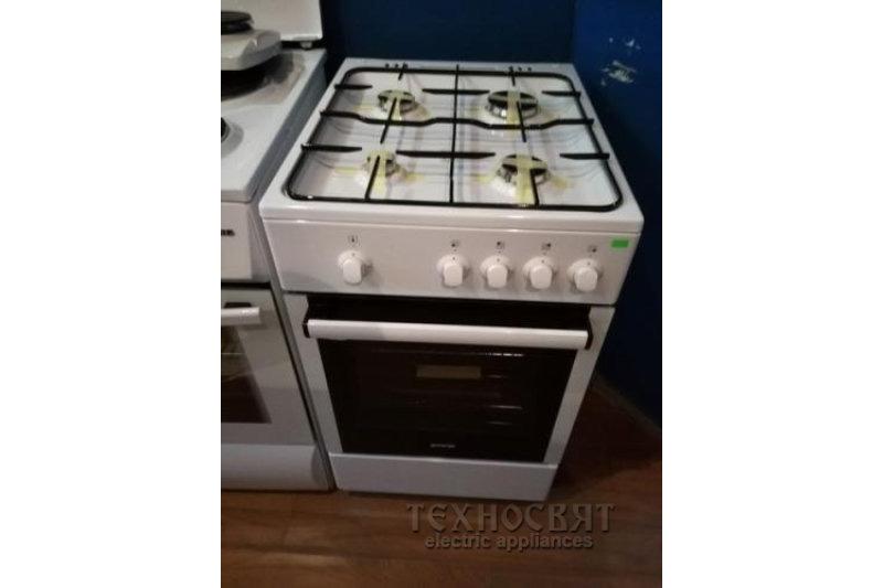 Готварска печка на газ GORENJE G51101