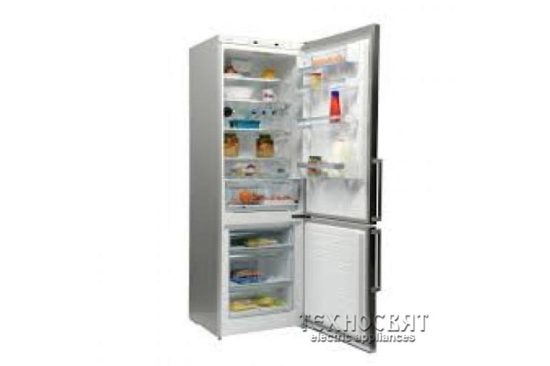 Хладилник с фризер BOSCH KGE49B140