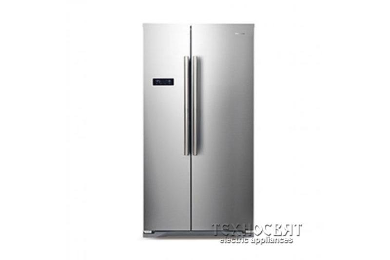 Хладилник с фризер HISENSE SBS562NA