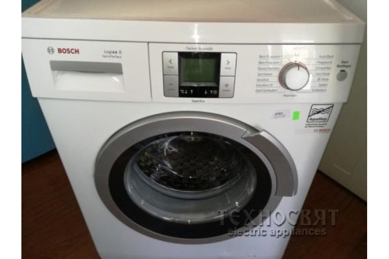 Автоматична пералня BOSCH WAS2874W