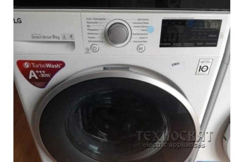 Автоматична пералня LG F14U2VDN