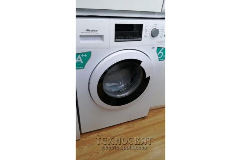Автоматична пералня  HISENSE WFU6012WE