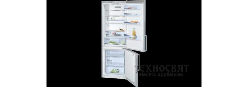 Хладилник с фризер BOSCH KGE49BL40