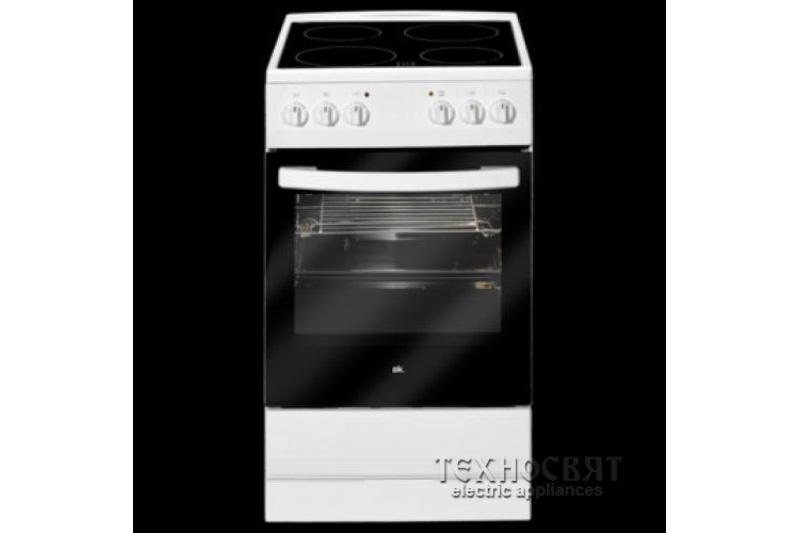 Готварска печка OK. OFC1231-1