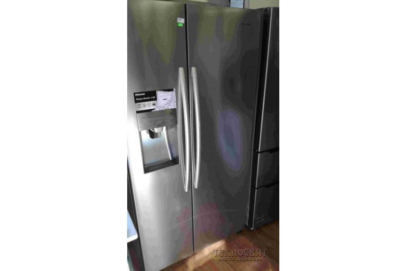 Хладилник с фризер HISENSE RS695N4ISI