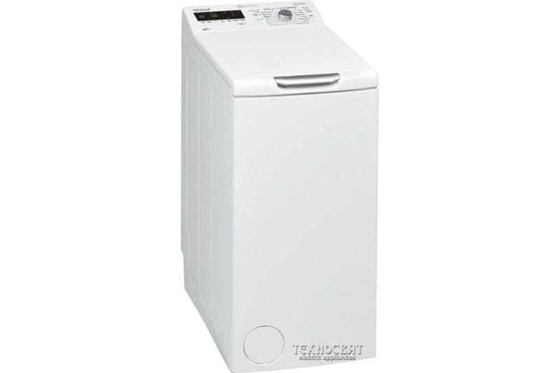 Автоматична пералня  с горно зареждане BAUKNECHT WMT EKO STAR 62 BW